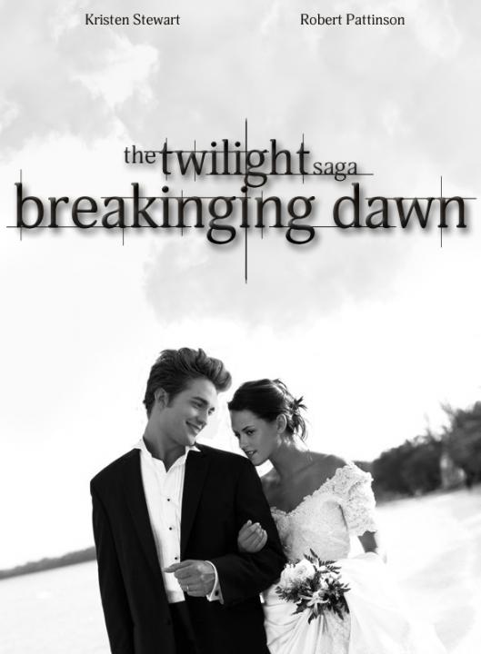 "Twilight ""Breaking Dawn"""