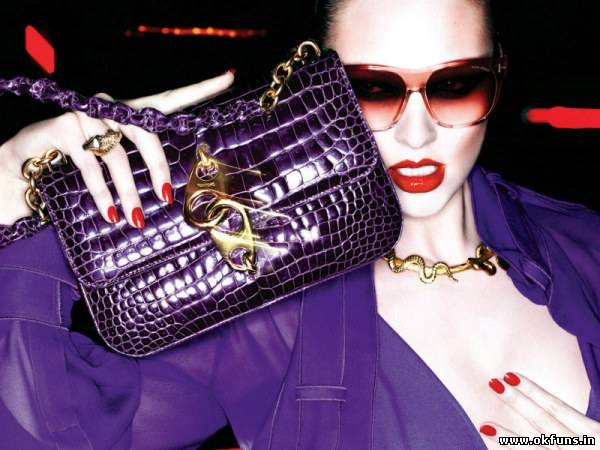 Tom Ford Fall 2011 Campaign